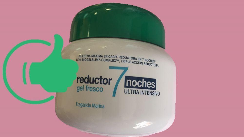 Somatoline Reductor 7 noches gel fresco