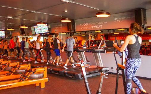 'Orangetheory', el fitness que quema calorías hasta 36 horas después de hacer ejercicio