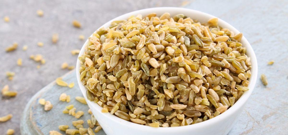 cocina quinoa amazing quinoa con esprragos y huevos with