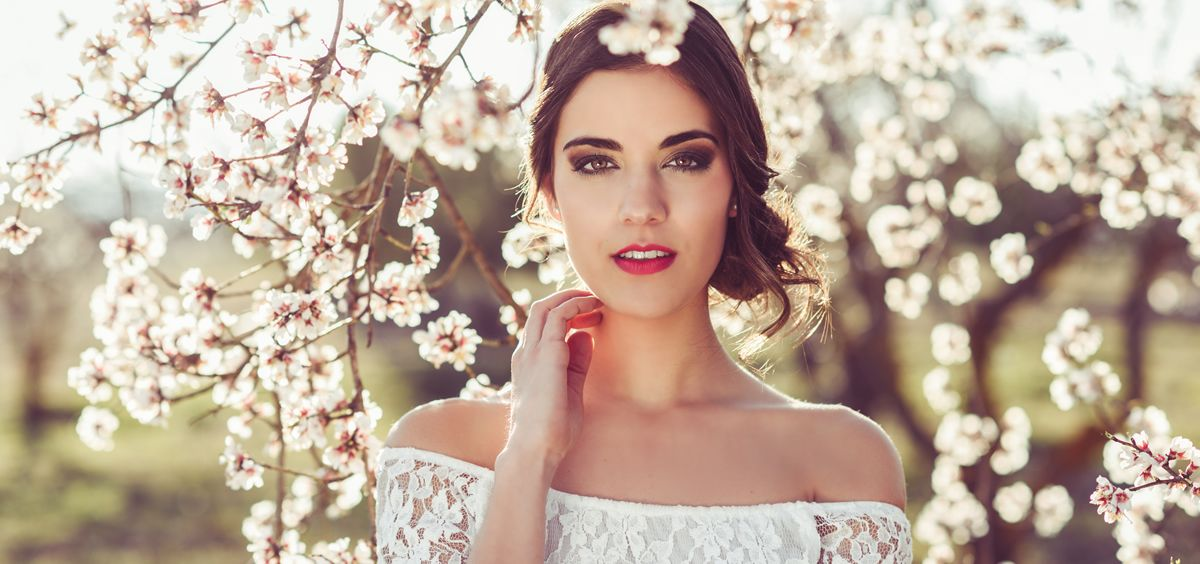 Algunas afecciones de la piel en primavera son la rosácea, las irritaciones, la dermatitis atópica, la picazón o las arañas vasculares por vasodilatación