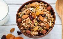 La granola y otros cereales es mucho mejor consumirlos ecológicos.