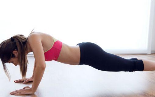 Cinco ejercicios para ponerse en forma sin salir de casa - Ponerse en forma desde casa ...