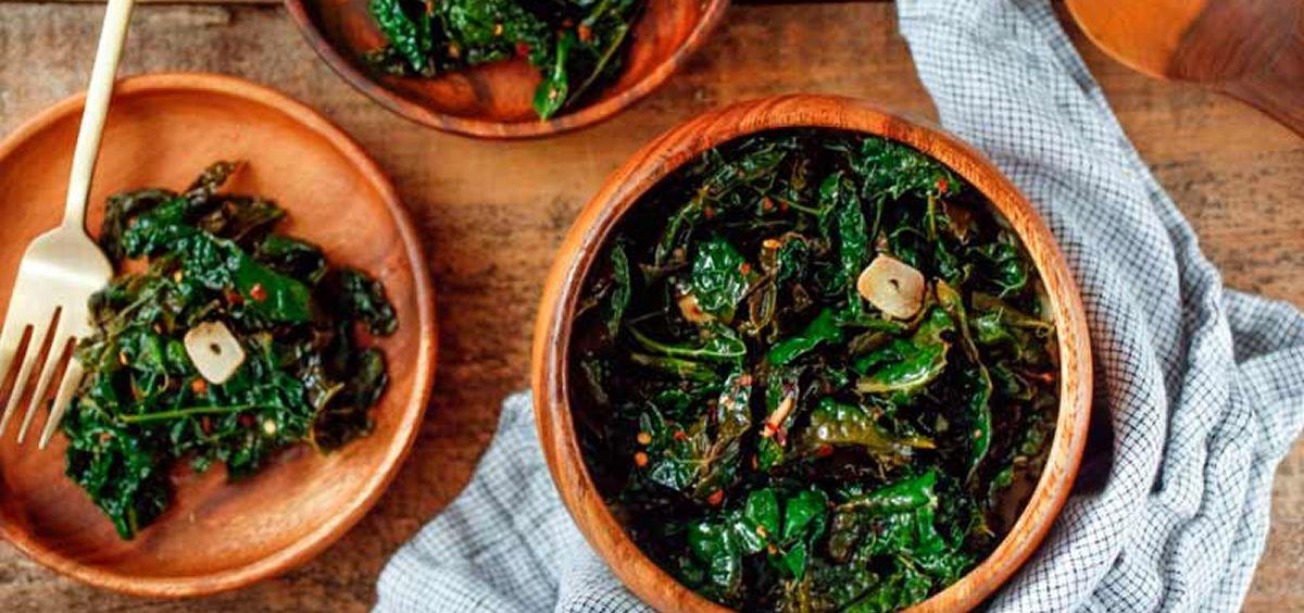 Kale, el superalimento de moda que deberías incluir en tu dieta