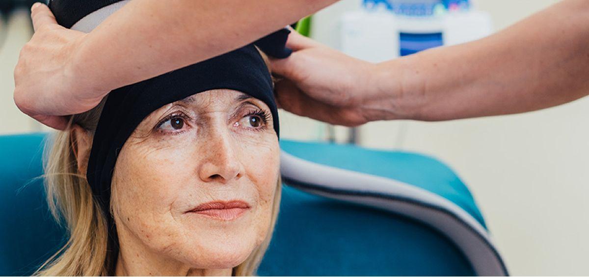 Un innovador sistema para recudir la alopecia durante el tratamiento de quimioterapia