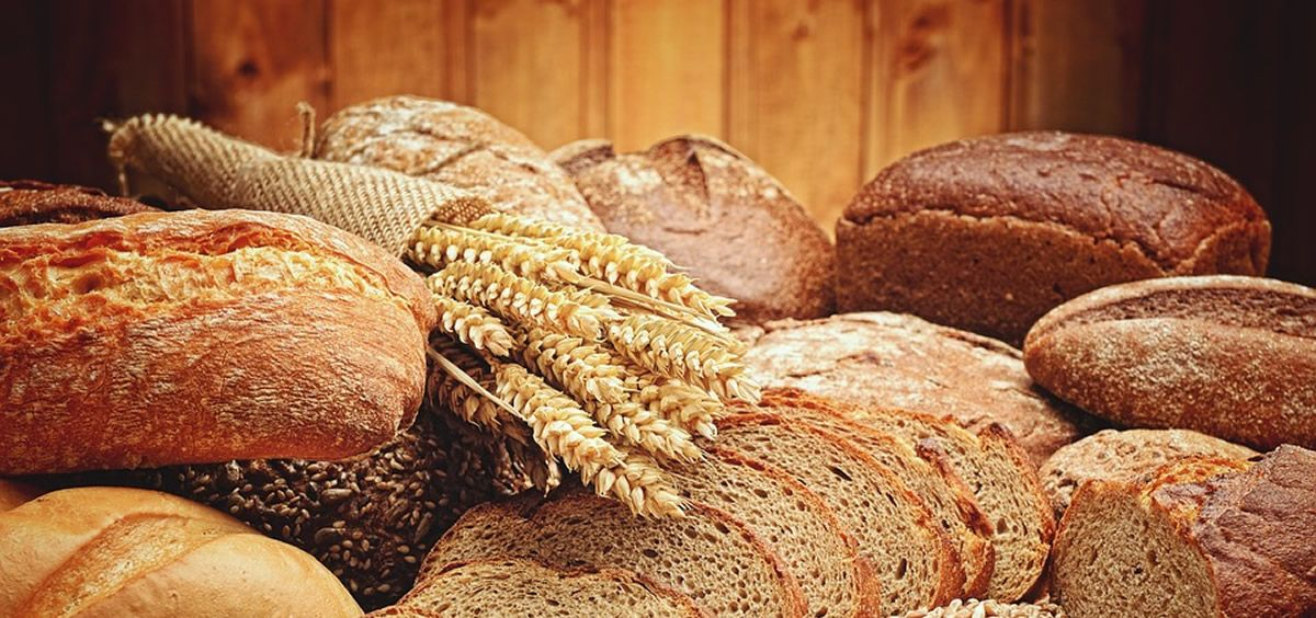 El pan contiene numerosos minerales como el calcio, fósforo, magnesio y potasio, fundamentales para nuestro organismo.