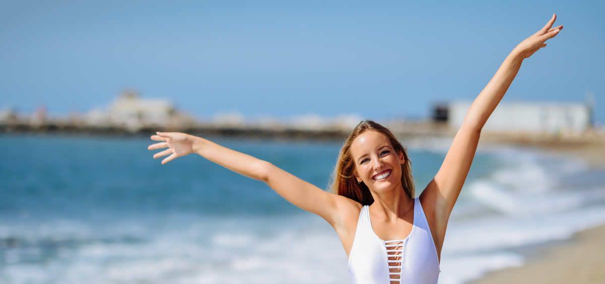 Los brazos son una parte del cuerpo donde más se acumula grasa
