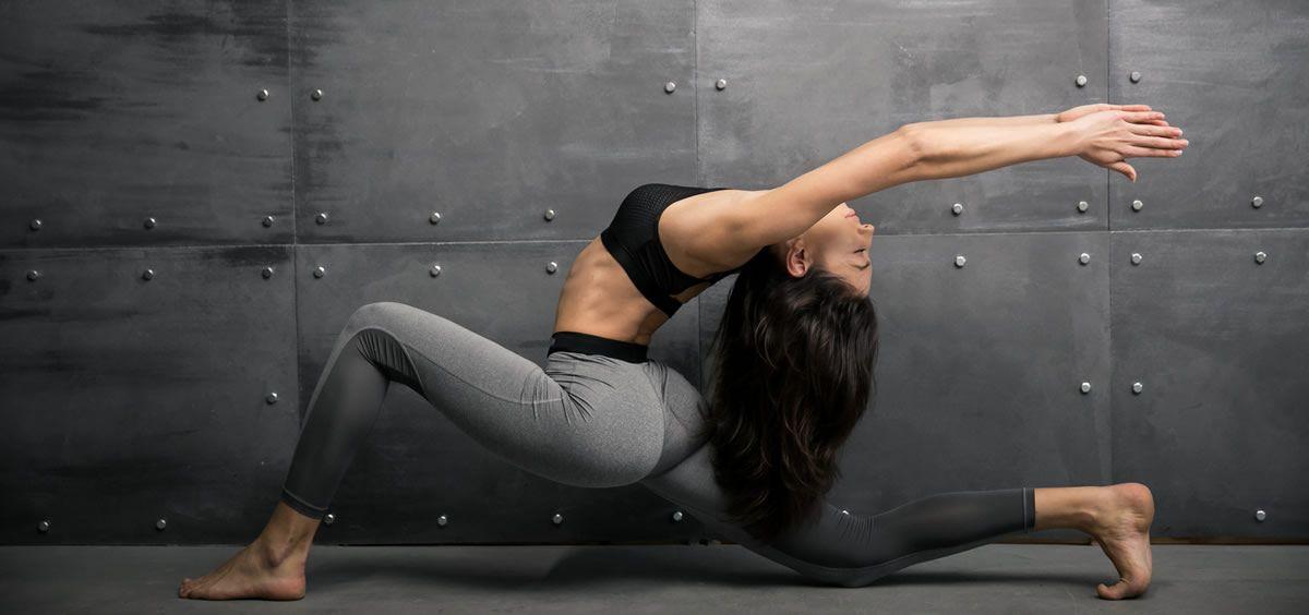 El yoga es un deporte seguro para el suelo pélvico