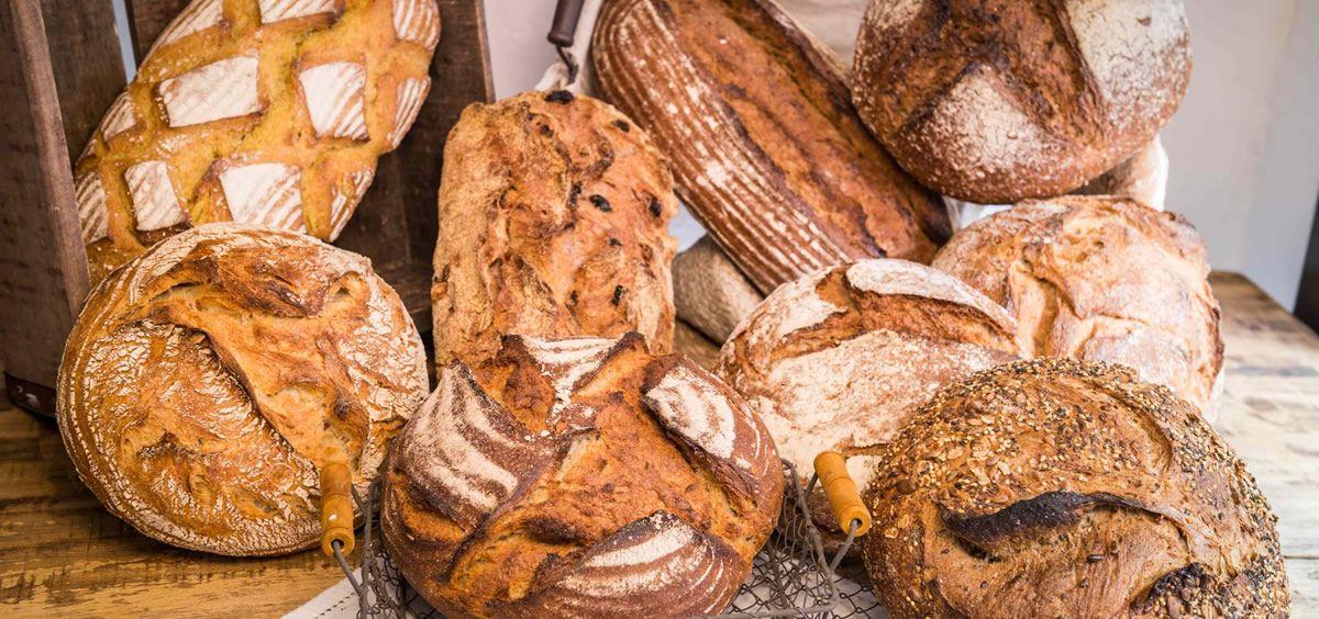 El pan integal es uno de los más consumidos en nuestro país