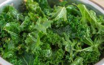 El kale ayuda a mejorar la salud y la alimentación