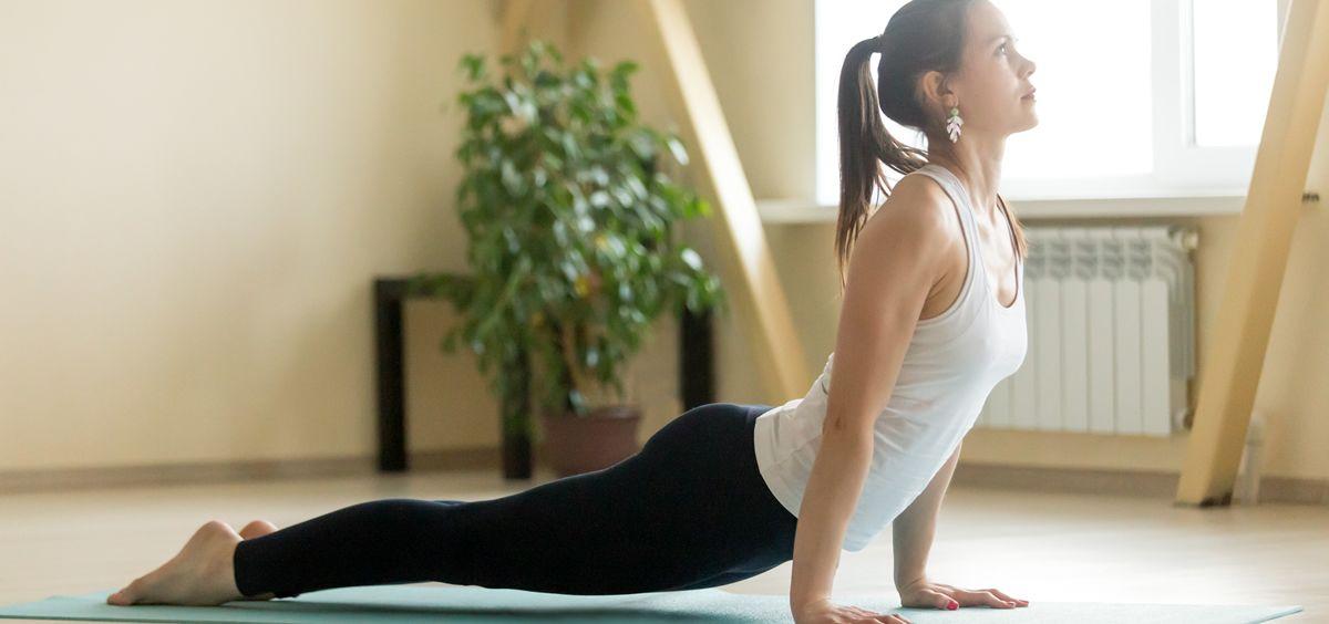 El yoga ofrece la combinación perfecta para el equilibrio entre mente y cuerpo