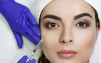 La Administración de Alimentos y Medicamentos de los Estados Unidos no aprueba el uso del bótox como fin para tratar las ojeras