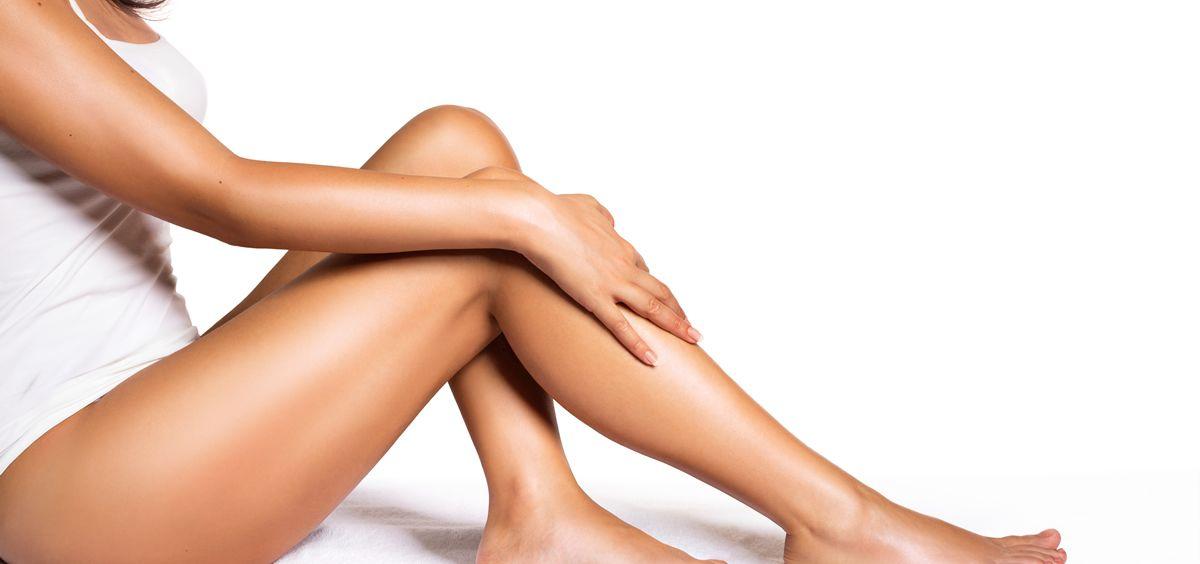Las cremas anticelulíticas dejan la piel suave y tersa