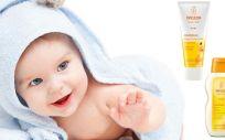 Bienvenido Bebé, la nueva línea de Weleda
