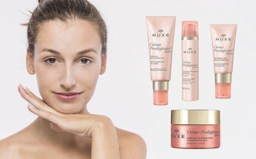 Nueva gama Crème Prodigieuse Boost de Nuxe
