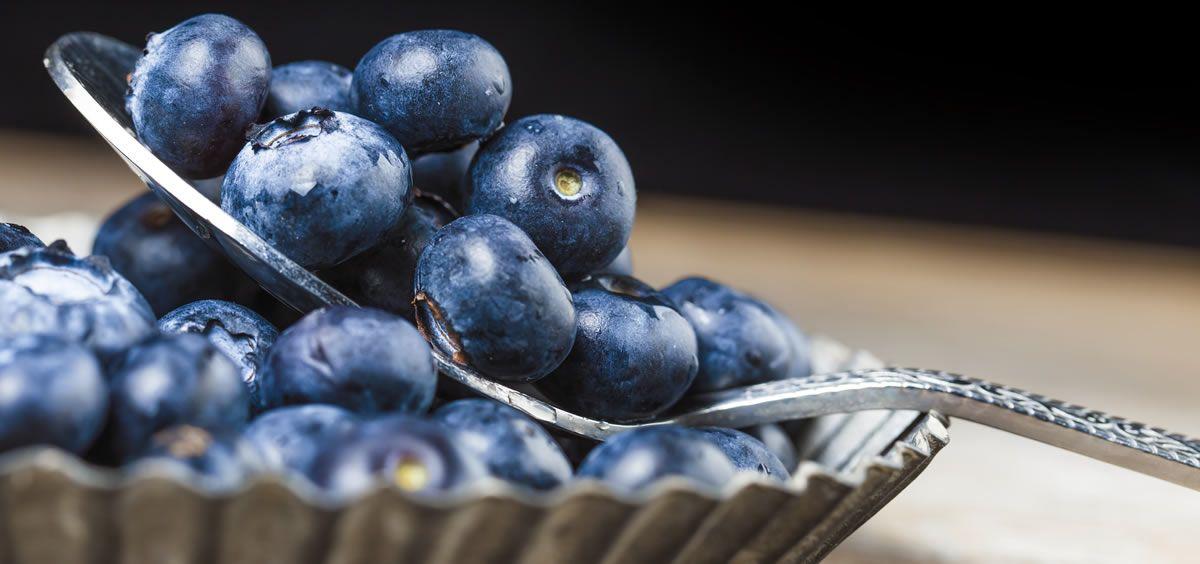 Los arándanos son uno de los alimentos otoñales por excelencia