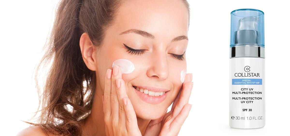 Nueva crema con multiprotección UV de Collistar