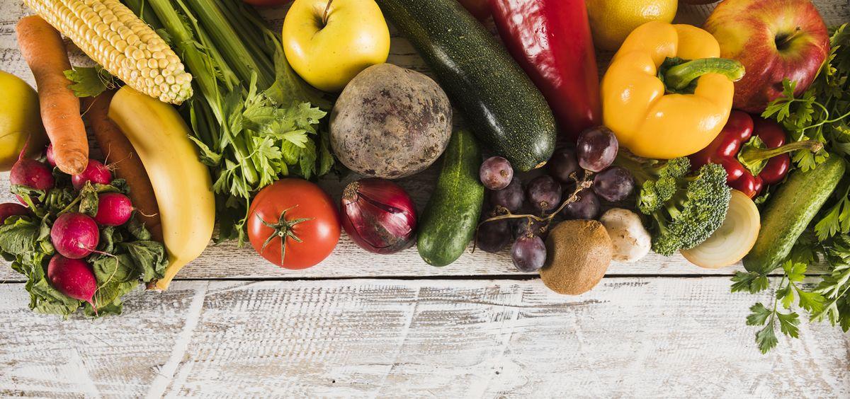 Las verduras son indispensables para que el organismo funcione correctamente