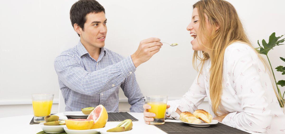 El desayuno es considerado como la comida más importante del día