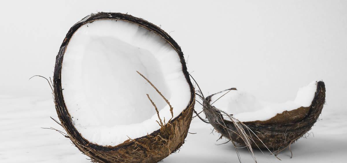 La leche de coco favorece la pérdida de peso