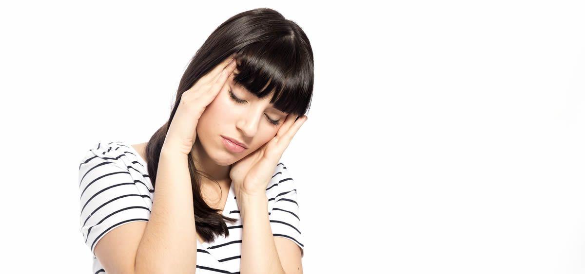 La inflamación facial puede ser un signo de anafilaxia