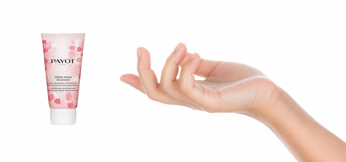 Nueva crema de manos de Payot