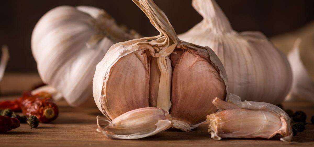 El ajo es un ingrediente que se encuentra en casi todos los tipos de cocina