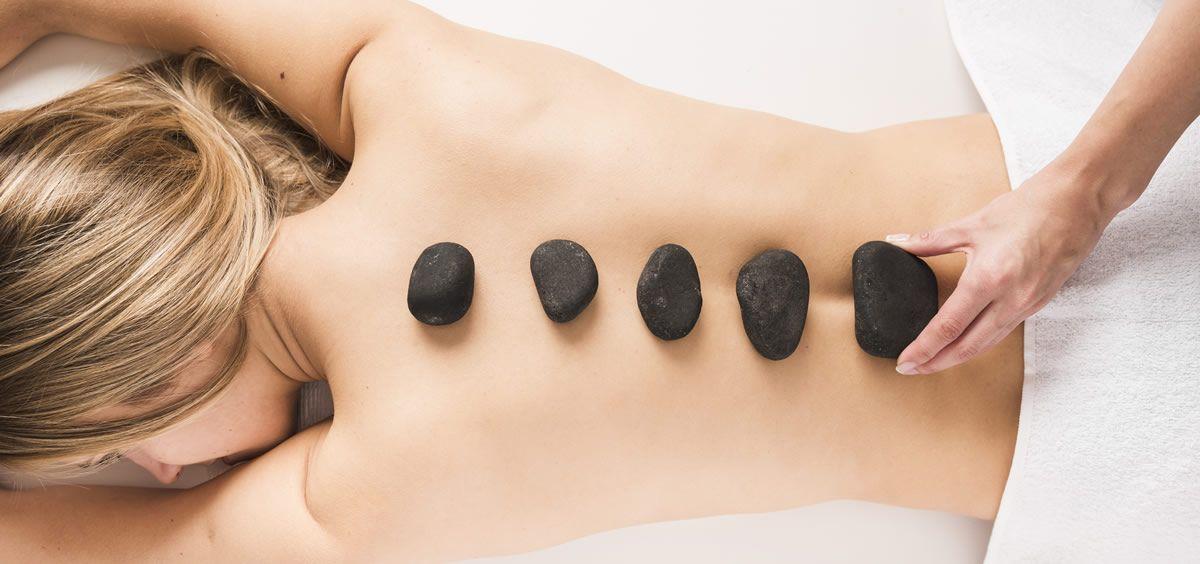 Este masaje se usa como método equilibrante