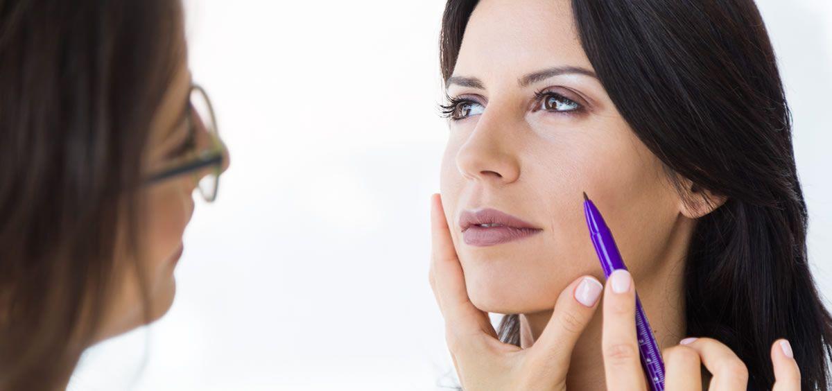 Con la cirugía estética se puede mejorar la apariencia del rostro