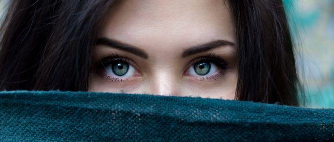 Las bolsas son abultamientos de la piel formados bajo los ojos