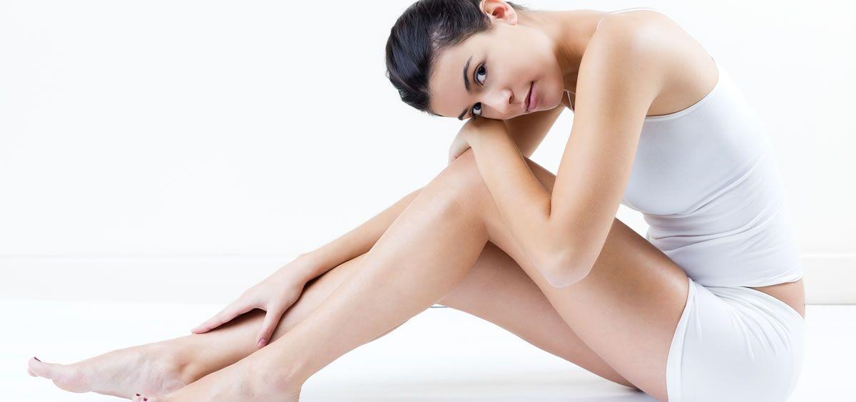 Con la depilación láser se elimina el vello de forma segura y para siempre