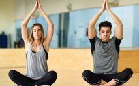 El yoga es una vía de escape al estrés diario