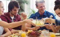 Comer de manera saludable es esencial para gozar de buena salud