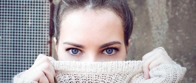 Los ojos son importantes, pero no menos la piel circundante a ellos