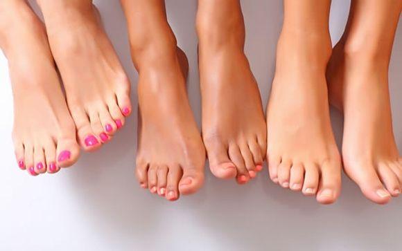 """La """"Cirugía de la Cenicienta"""": la tendencia de acortarse los dedos de los pies"""