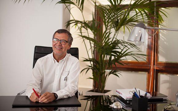 El doctor Alberto Morano, portavoz de Comunicación de la SEME.