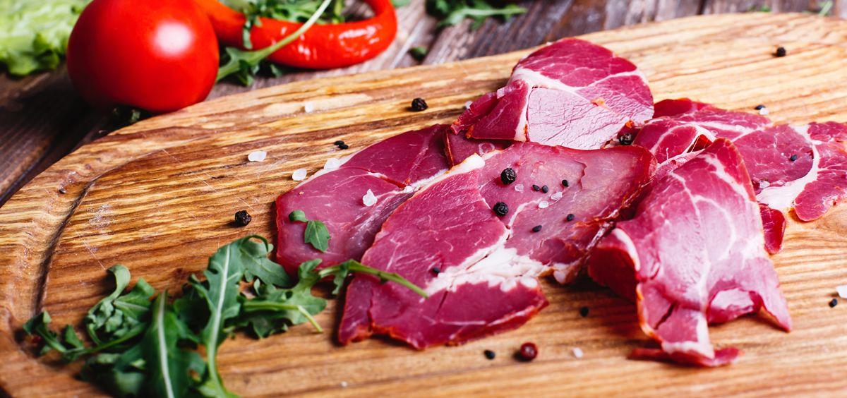 Actualmente el 35% de los españoles afirma que reduce su consumo de carne roja o directamente lo evita