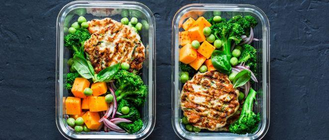 Decidir qué comida llevar cada día a la oficina es un verdadero reto