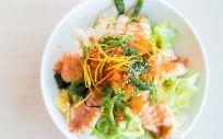 Las ensaladas verdes son un plato que combina muy bien con el estilo de vida de hoy en día