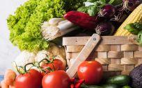 El color de los vegetales está asociado a sus distintos nutrientes y a una protección diferente