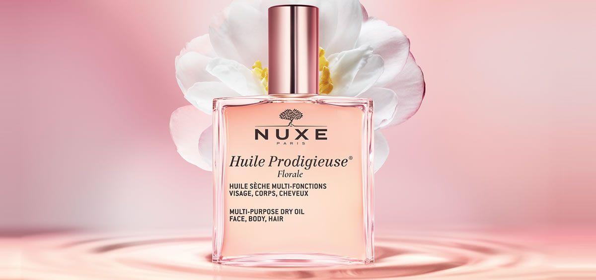 Nuevo Huile Prodigieuse Florale de Nuxe