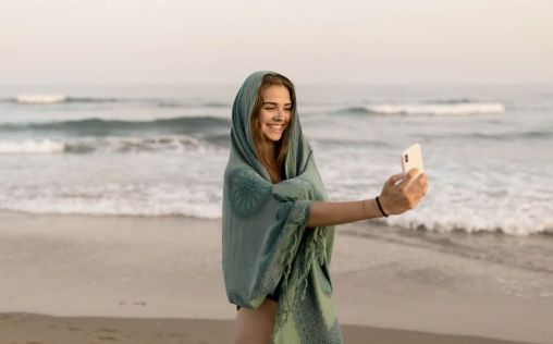 El fotoprotector que utilizas influye en cómo sales en las fotos