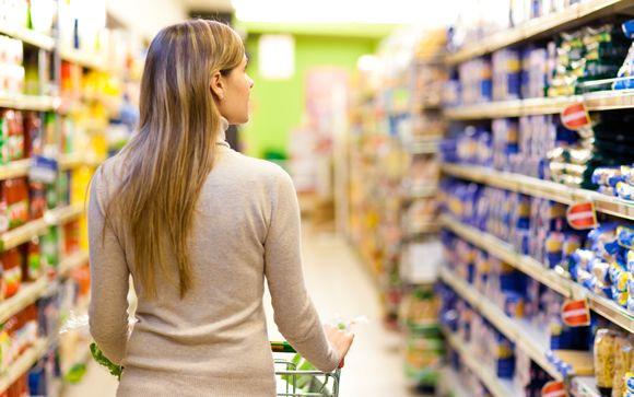¿Cómo hacer la compra cuando estás a dieta?