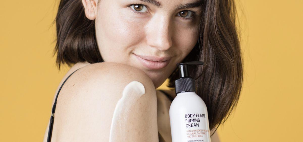 Nueva crema corporal reafirmante de Freshly Cosmetics