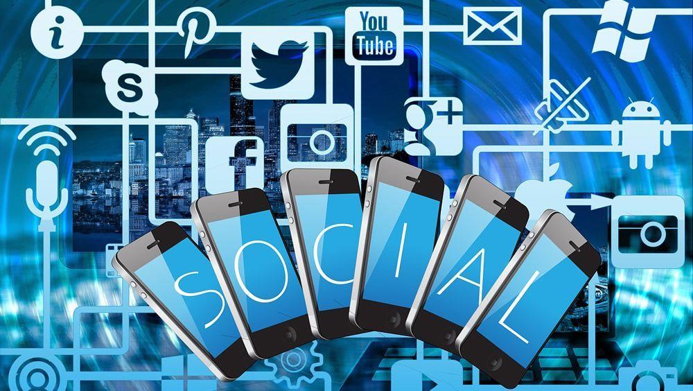 Principales redes sociales (Pixabay)