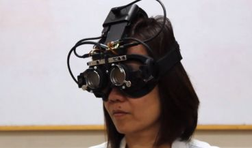 Gafas automáticas (Foto. Youtube Stanford Computational Imaging Lab)