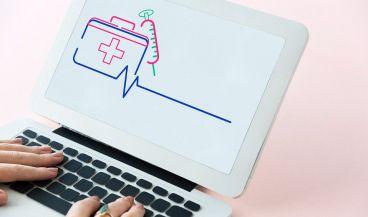 Las búsquedas masivas sobre información de salud favorecen a las empresas del sector farmacéutico para su desarrollo digitial. (Foto. Rawpixel)