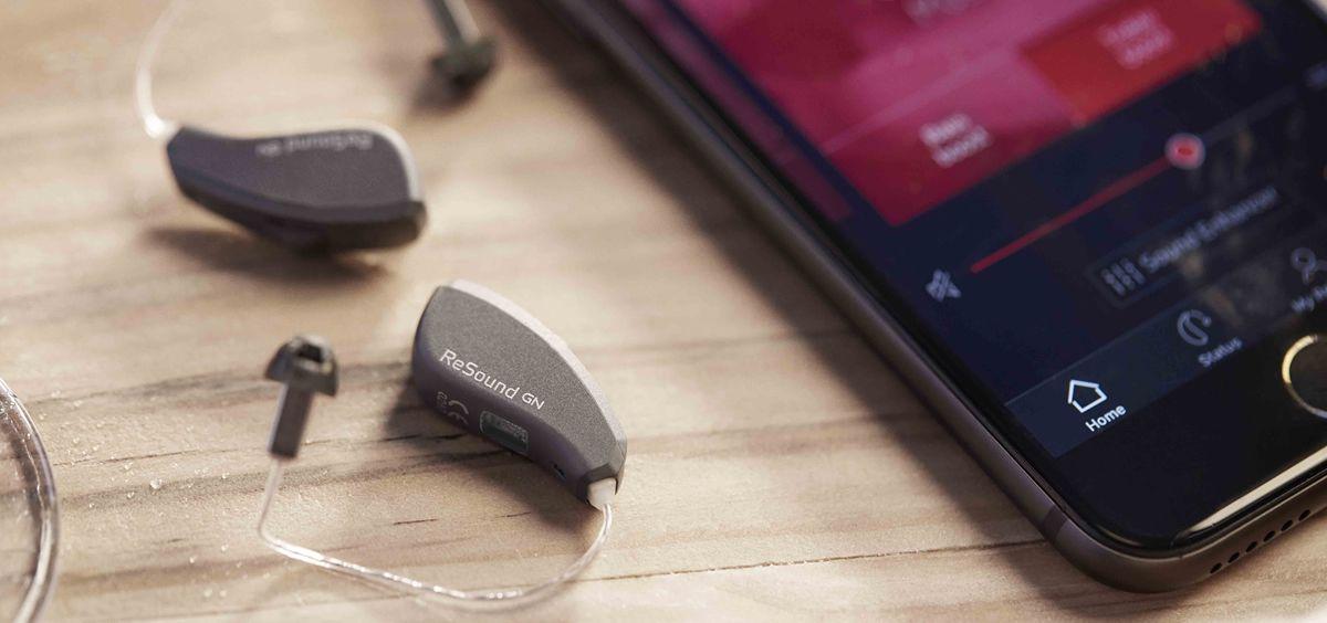Transmisión directa de sonido a audífonos desde Android. (Foto. Comunicae.es)