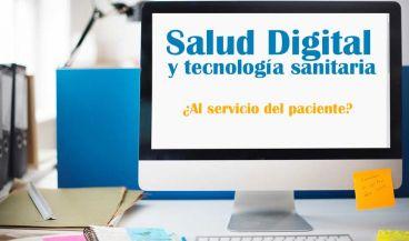 Claves de la transformación digital del sistema sanitario. (Fotomontaje SaluDigital)