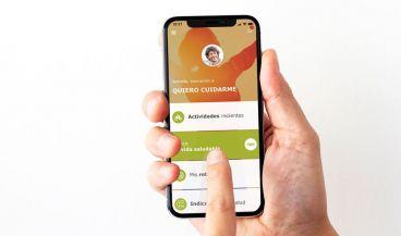 La app Quiero cuidarme Más