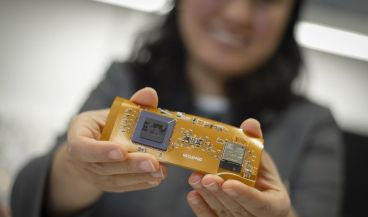 Un sensor inalámbrico para medir el oxígeno en bebés (Foto. Instituto Politécnico de Worcester)